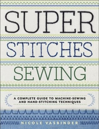 super stitches sewing book cover