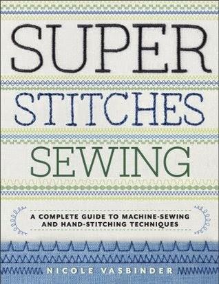 super stitches sewing book cover