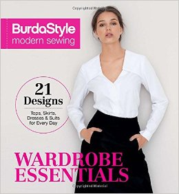 burdastyle wardrobe essentials cover