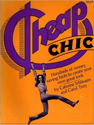 Cheap Chic, original edition cover