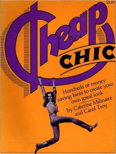 Cheap Chic, original edition cover